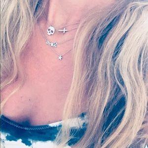 Skull necklace 💀
